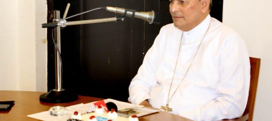 ക്രിസ്തുമസ് പ്രത്യാശയുടെ ആഘോഷമാണ്: ആർച്ച്ബിഷപ് ഡോ .ജോസഫ് കളത്തിപ്പറമ്പിൽ