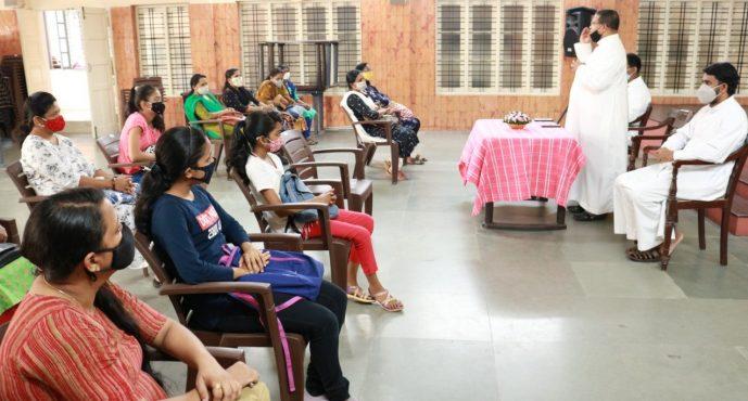 കുക്കിംഗ് – കേക്ക് ബേക്കിംഗ് : രണ്ടാമത്തെ ബാച്ചിന്റെ പരിശീലനം ആരംഭിച്ചു.