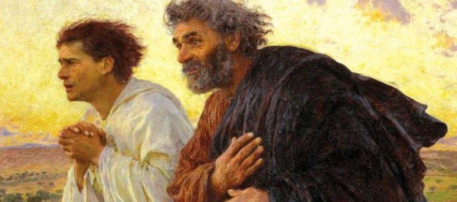 അനുതാപത്തോടും ക്ഷമയോടും കൂടെ…   ഉത്ഥിതനെ തേടുന്നവർ