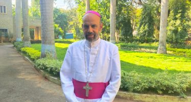 Fr. Rayappan Appointed as New Bishop of Salem