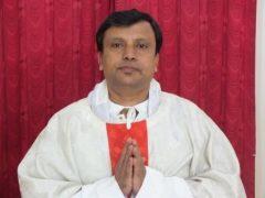 Fr. Deepak Valerian Tauro (54) as Auxiliary Bishop of Delhi